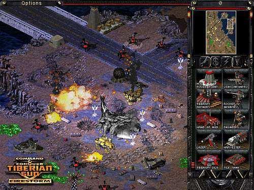 Command & Conquer 3: Tiberian Sun Bild 1