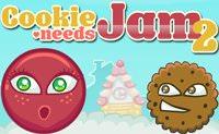 Cookie Needs Jam 2