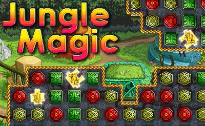 jungle magic online spielen