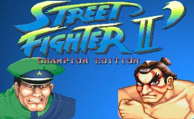 Street Fighter II - Champion Edition