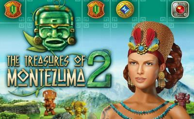 The Treasures of Monetzuma 2