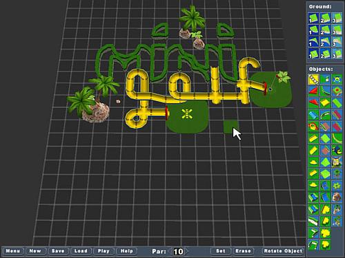 Mini Golf Pro Bild 2