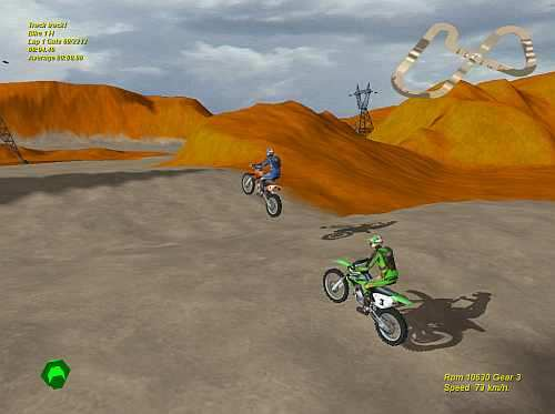 Motocross The Force Bild 2