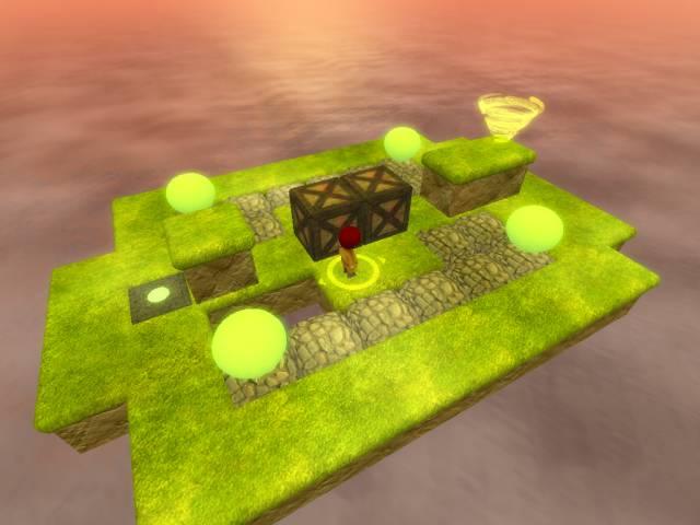 Puzzle Moppet Bild 1