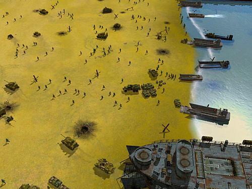 Sudden Strike 3 (III) Normandy Iwo Jima Image 1