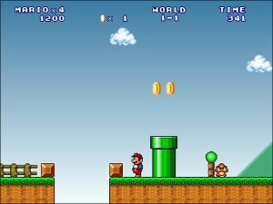Super Mario Forever Bild 1