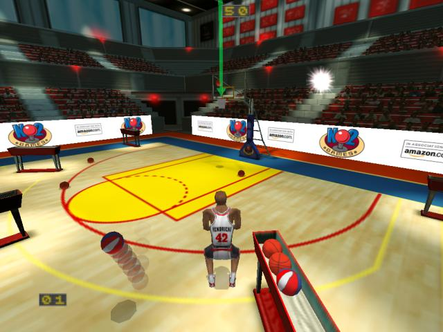 3 Point Shootout Bild 2