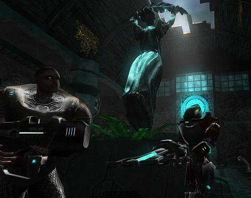 Alien Arena 2011 Bild 1