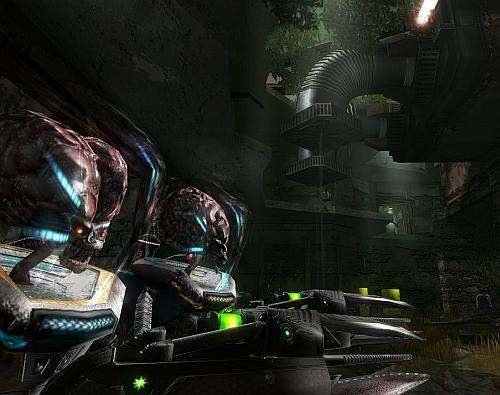 Alien Arena 2011 Bild 2