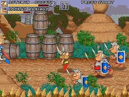 Asterix & Caesar's Challenge Bild 1