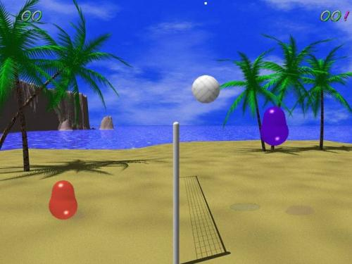 Blobby Volley Image 1