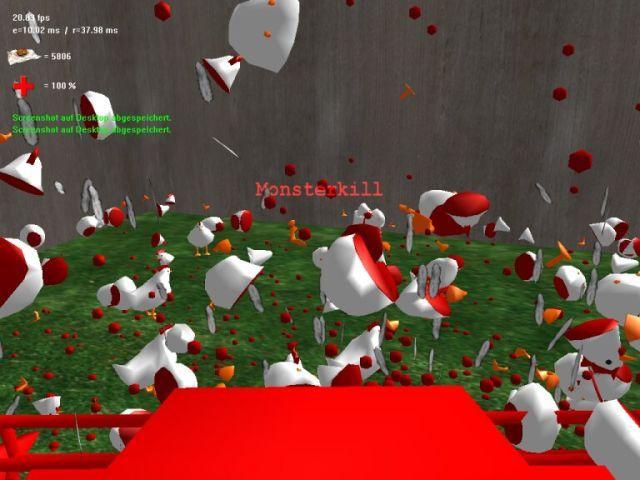 Chicken Torunament Bild 1