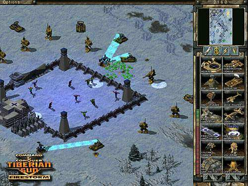 Command & Conquer 3: Tiberian Sun Bild 2