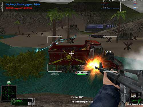Command & Conquer Red Alert: A Path Beyond Image 2