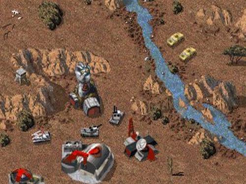 Command & Conquer 1 : Der Tiberiumkonflikt GOLD Bild 2