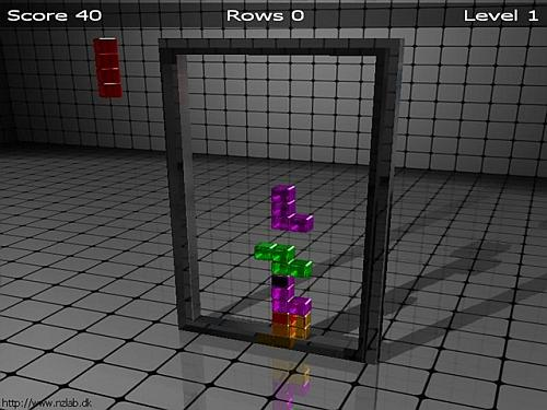 Crystal Cubes Image 1