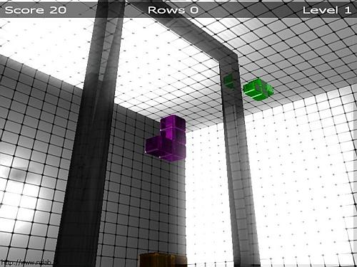 Crystal Cubes Image 2