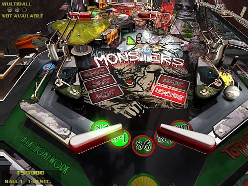 Dream Pinball 3D Bild 1