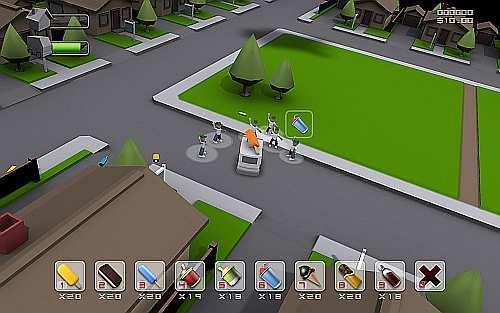 Enraged Rocket House Bild 1