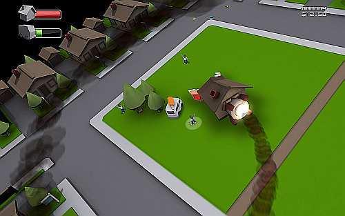 Enraged Rocket House Bild 2