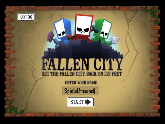 Fallen City Bild 1