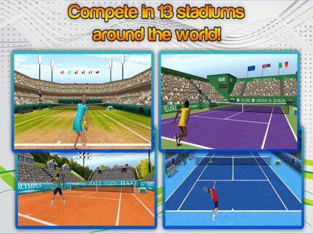 First Person Tennis World Tour Bild 2