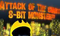 The Attack of the Giant 8-Bit Monster Thumb