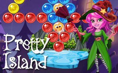 Bubble Shooter: Pretty Island
