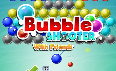 Bubble Shooter with Frien...
