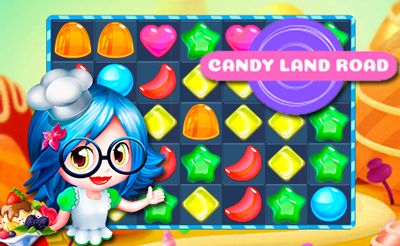 Candy Land Road