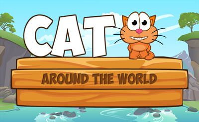 Cat Around The World Alpine Lakes