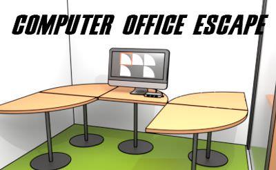 Computer Office Escape