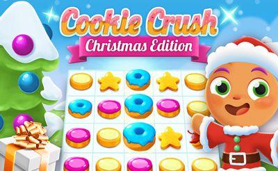 Cookie Crush Christmas Edition