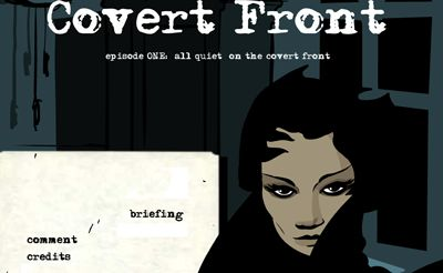 Covert Front 1