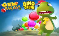Dino Bubble Shooter