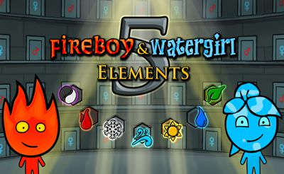 Fireboy & Watergirl 5 - Game - Play Online For Free - Download