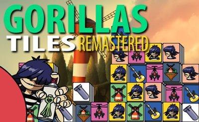 Gorillas Tiles Of The Unexpected
