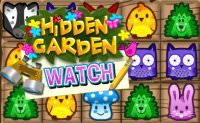 Hidden Garden Watch