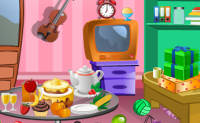 Hidden Object New Year