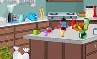 Hidden Objects Kitchen Room