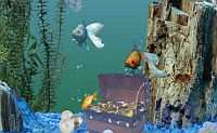 Hidden Objects UnderWater