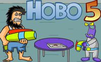 Hobo 5 - Space Brawls