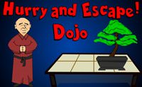 Hurry and Escape: Dojo