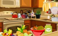 Kitchen Room Hidden Objects