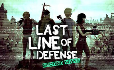Last Line of Defense 2
