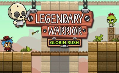 Legendary Warrior: Goblin Rush