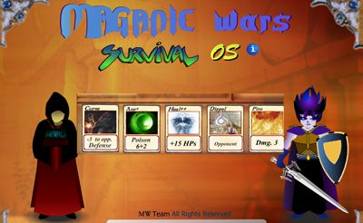 Maganic Wars Survival