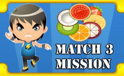 Match 3 Mission