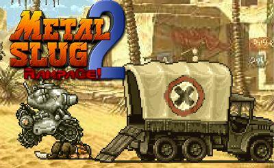 Metal Slug II Rampage