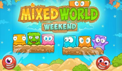 Mixed World 2